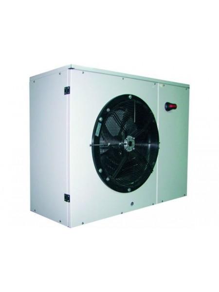 Агрегат компрессорный-конденсаторный среднетемпературный БКК ZB-26