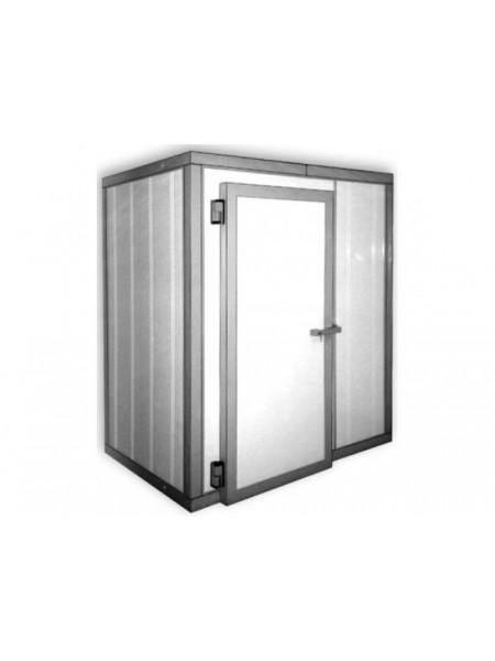 Холодильная камера Ариада с соединением «шип-паз» (80 мм)