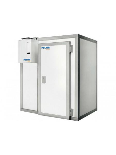 Холодильная камера сборно-разборная с соединением «ЗАМОК» (толщина панелей 100)