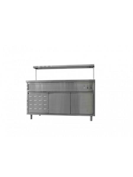 Прилавок холодильный (открытый) ПВ(Н)О – 1(2)