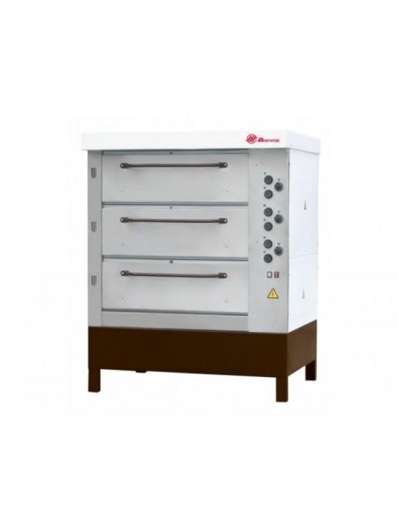 Хлебопекарная ярусная печь ХПЭ-750/3